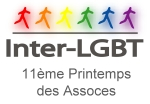 inter-LGBT 11ème Printemps des Assoces